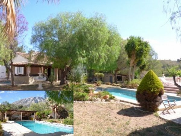 VP66 4 Bedroom Villa for sale on the Montgó with mountain views. - Photo