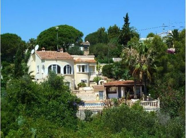 VP14 Villa For Sale in Denia with 4 Bedrooms - Property Photo 10