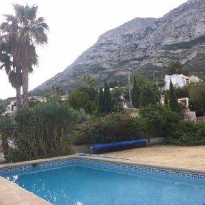 VP79 Chalet en venta de 3 dormitorios con vistas al Montgó, Denia.