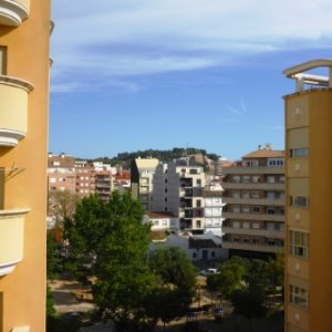 P07 3 Bedroom Flat for sale in Denia with sea views.