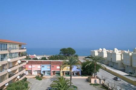 A09 Appartement avec 1 chambre à vendre très proche de la mer, à Las Marinas km.5, Denia. - Photo