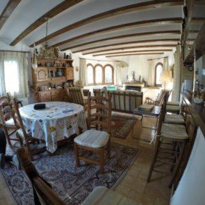 VP06 Chalet de 3 dormitorios en venta en el Montgó, Denia.