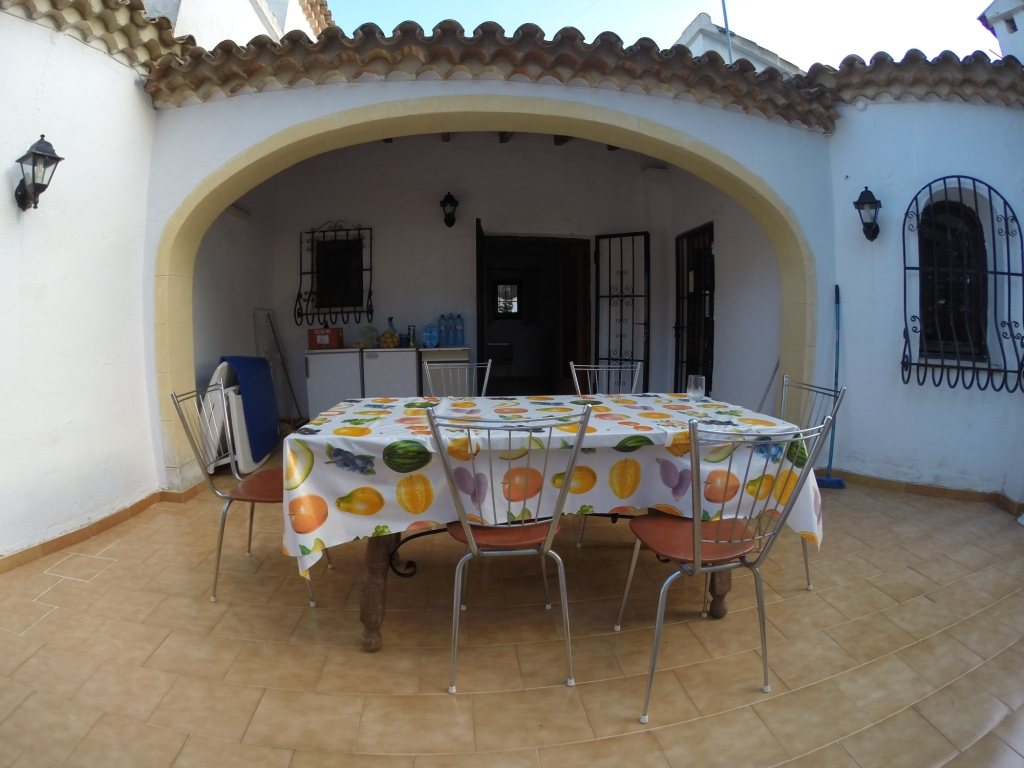 VP06 3 Bedroom Villa for sale on the Montgó, Denia. - Property Photo 8