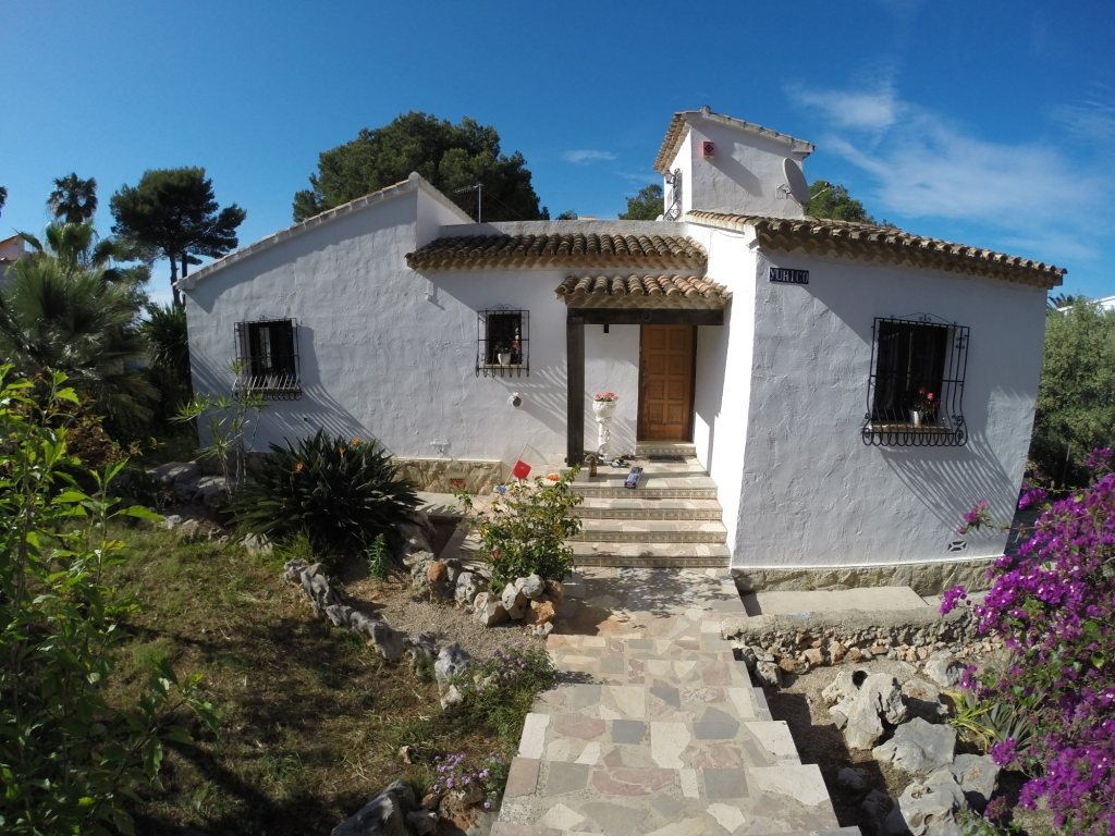 VP06 3 Bedroom Villa for sale on the Montgó, Denia. - Property Photo 4