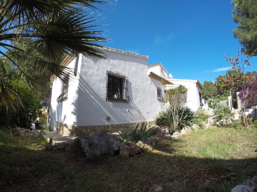 VP06 3 Bedroom Villa for sale on the Montgó, Denia. - Property Photo 5