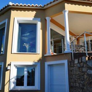 VP08 Lujosa Villa de 4 dormitorios en venta en Las Rotas, Denia.