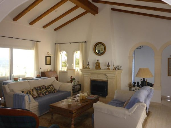 VP19 Villa de luxe à vendre à Javea, Alicante, Espagne - Photo