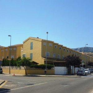 B07 4 Bedroom Triplex Bungalow for sale in Denia, Alicante, Spain.