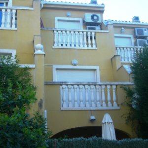 B07 Triplex Bungalow de 4 dormitorios en venta en Denia, Alicante, España.