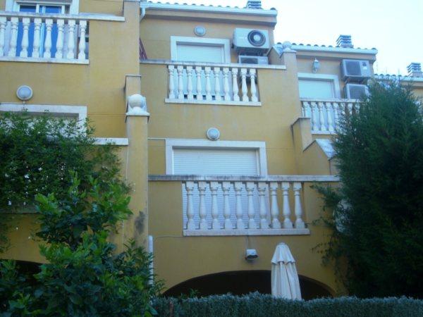 B07 Triplex Bungalow mit 4 Schlafzimmer zum Verkauf in Denia, Alicante, Spanien. - Foto