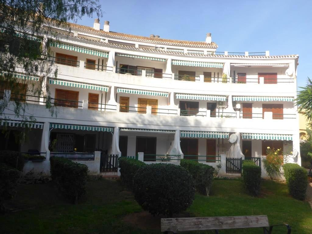 A17 Ground floor Apartment for sale in Las Rotas, Denia. - Property Photo 2