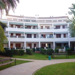 A17 Ground floor Apartment for sale in Las Rotas, Denia.