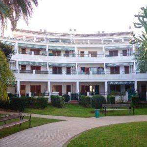 A17 Apartamento en venta en planta baja en Las Rotas, Denia.