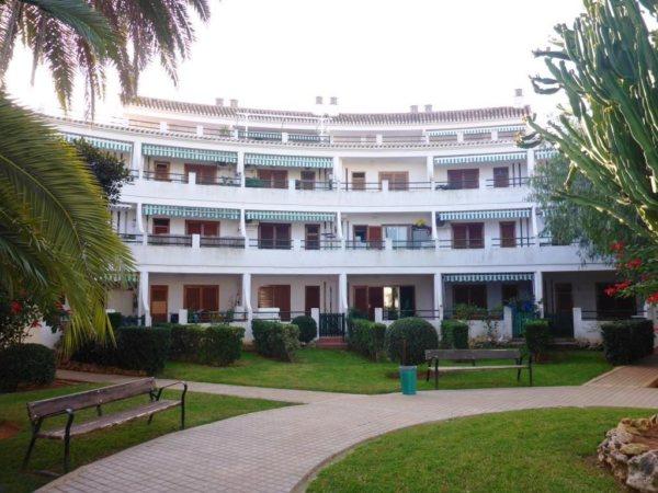 A17 Apartamento en venta en planta baja en Las Rotas, Denia. - Foto