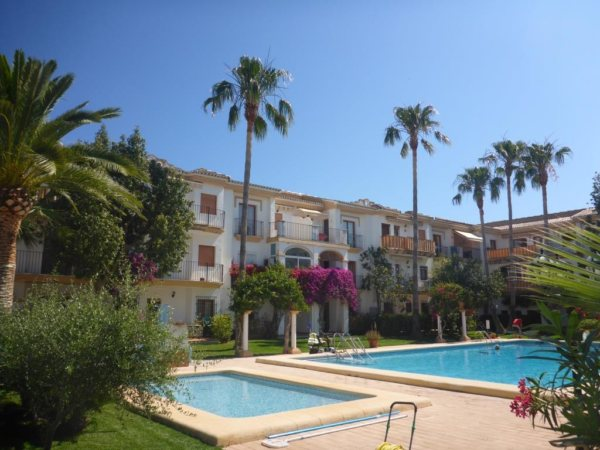 A20 2 Bedroom Beach Apartment for sale in Las Marinas, Denia, Alicante. - Photo