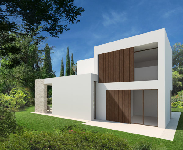 V06 High quality new construction Villas for sale in Denia, Alicante, Spain - Photo