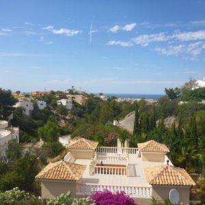 V20 Villa en venta con vistas al mar 3 dormitorios en Denia, Alicante
