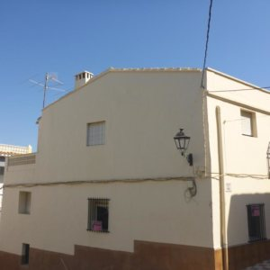 TH20  Townhouse for sale in Benidoleig, Alicante, Spain