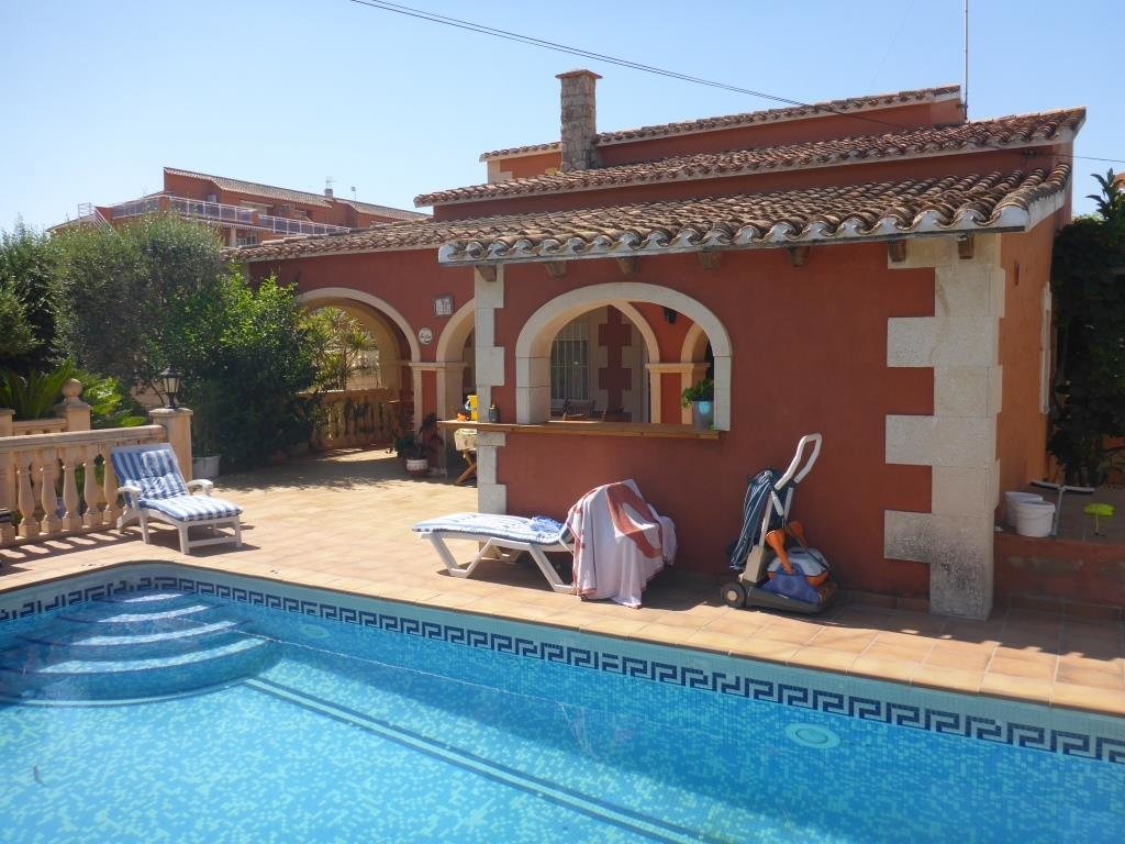 VP48 Luxury Villa for sale with 5 bedrooms near to the beach in Denia, Alicante, Spain - Property Photo 1