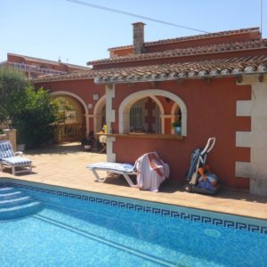 VP48 Luxury Villa for sale with 5 bedrooms near to the beach in Denia, Alicante, Spain
