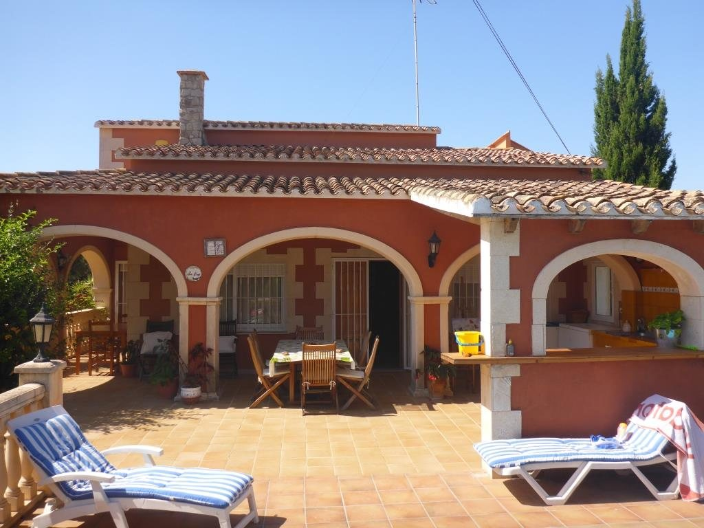 VP48 Luxury Villa for sale with 5 bedrooms near to the beach in Denia, Alicante, Spain - Property Photo 5