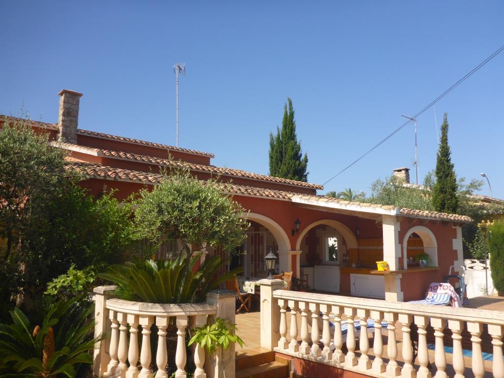 VP48 Luxury Villa for sale with 5 bedrooms near to the beach in Denia  Alicante