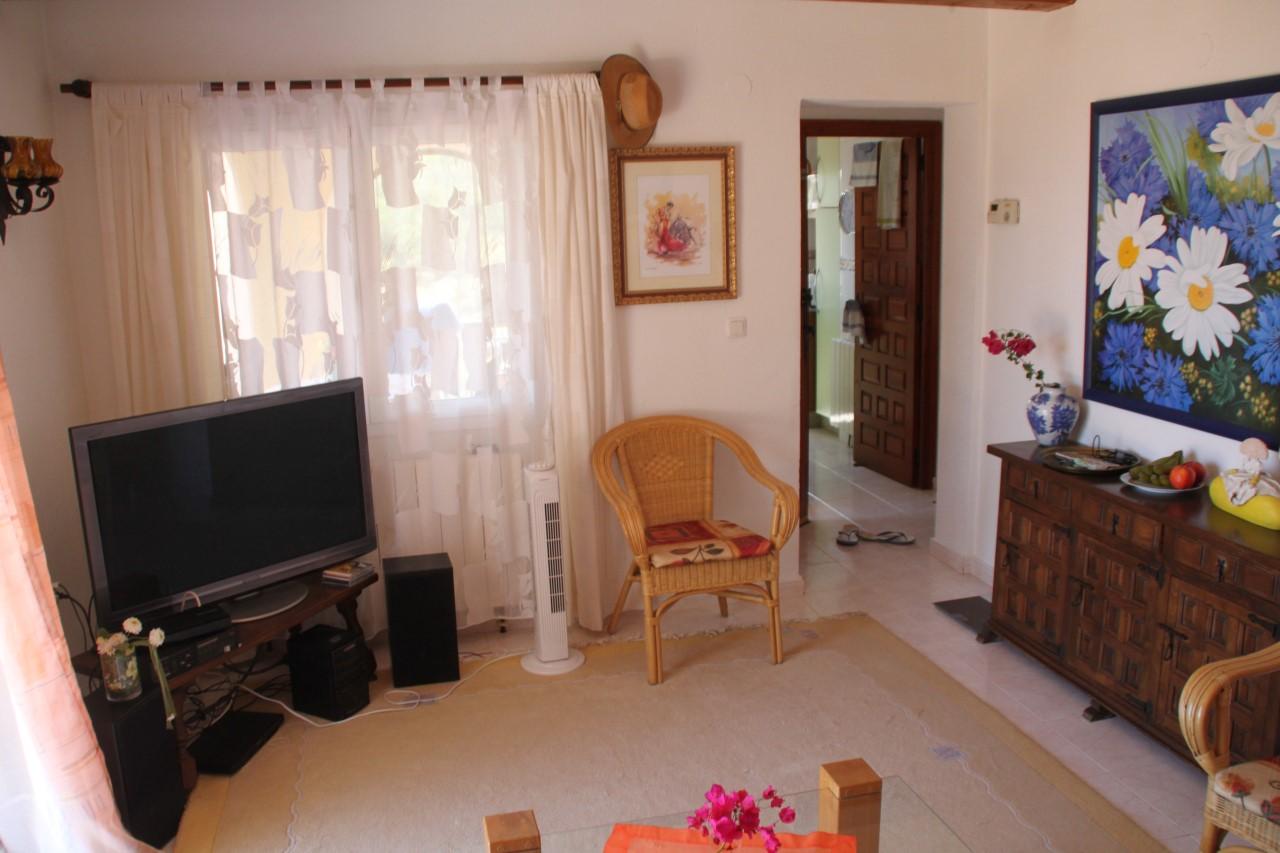 VP26 Villa zum Verkauf mit 2 Schlafzimmern auf der Montgo mit ...