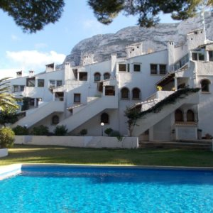 A60  2 Bedroom Apartment for sale with sea views, Denia
