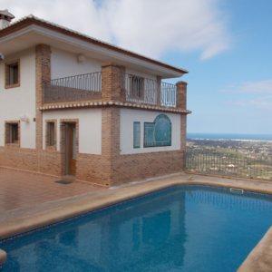 VP120 Exclusive Villa for sale with sea views in La Sella Golf, Alicante, Spain