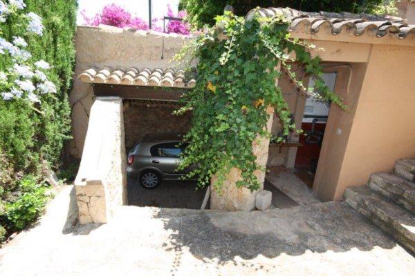 VP62 Chalet de 3 dormitorios en venta con vistas panoramicas al mar en Dénia. - Foto