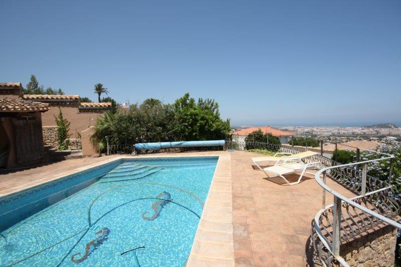 VP62 Villa for sale with panoramic sea views in Denia, Alicante, Spain - Property Photo 3