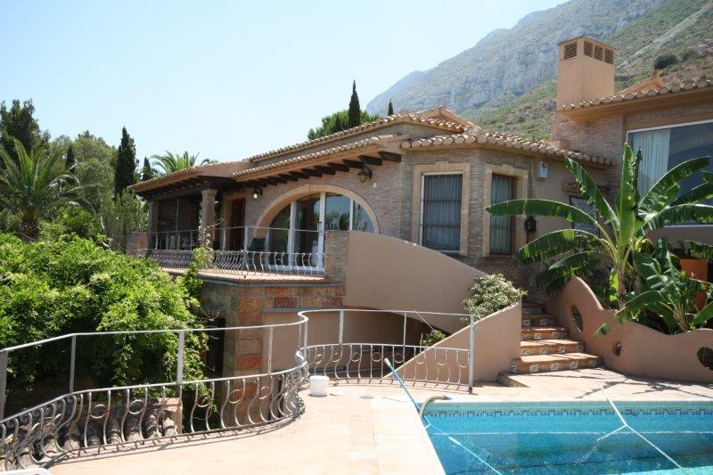 VP62 Villa for sale with panoramic sea views in Denia, Alicante, Spain - Property Photo 2