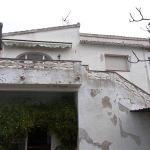 V10 7 Bedroom Rustic Finca for sale to renovate in Las Marinas, Denia.
