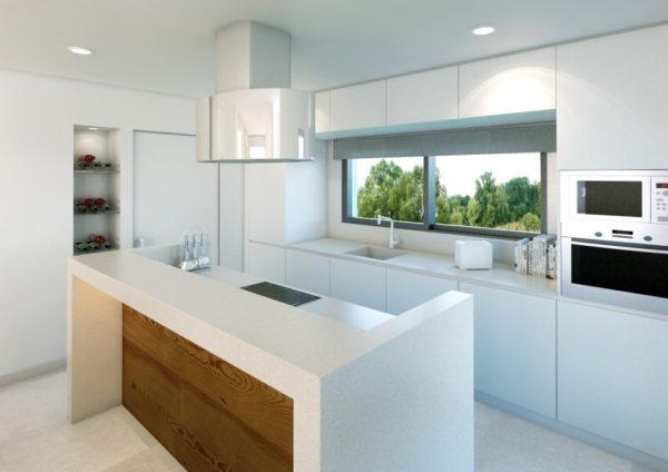 VP63    3 Schlafzimmer neue Luxus-Villa zum Verkauf in der Nähe von Montgo, in Denia - Foto