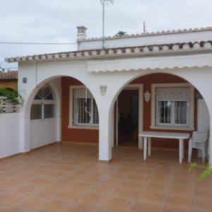 B26   3 bedroom Bungalow for sale in Las Marinas, Denia