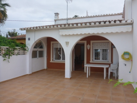 B26   3 bedroom Bungalow for sale in Las Marinas, Denia - Photo