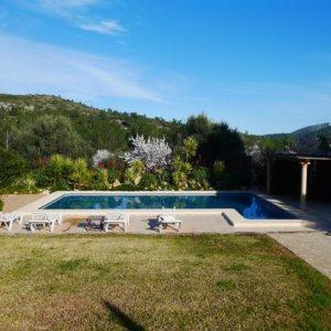 VP91   Chalet de lujo de 5 habitaciones con vistas a la montaña en venta en Lliber