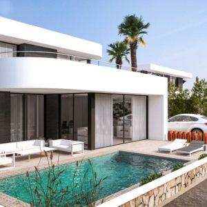 VP54   Chalet de lujo de 3 habitaciones en venta cerca del Montgo, Denia