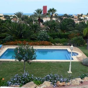VP20    3 bedroom villa with sea and mountain views for sale in Denia