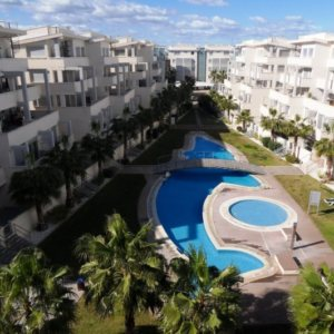 A32  2 bedroom apartment in second line beachfront for sale in Las Marinas, Denia