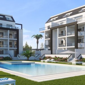 A38   New building apartments for sale in Las Marinas, Denia
