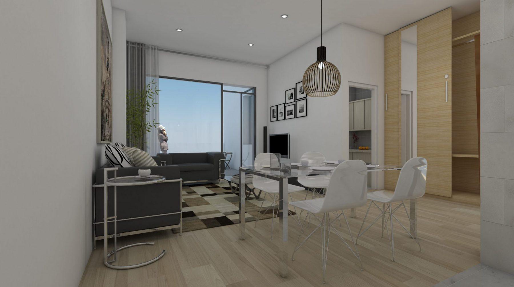 Apartment in Denia Las Marinas