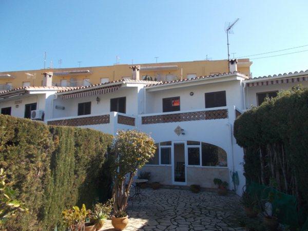 B34   Erste Linie, 3 Schlafzimmer Bungalow zum Verkauf in Las Marinas, Denia - Foto