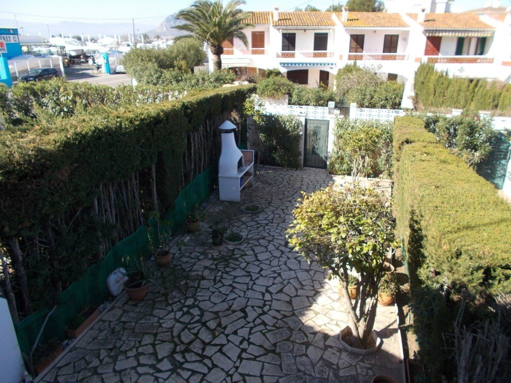 B34 First line beach 3 bedroom bungalow for sale in Las Marinas, Denia - Property Photo 1