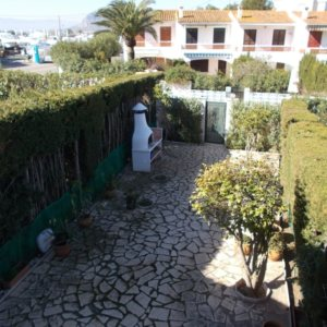 B34 First line beach 3 bedroom bungalow for sale in Las Marinas, Denia