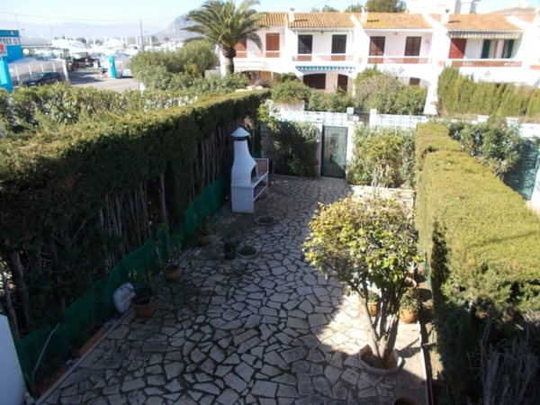B34   First line beach  3 bedroom bungalow for sale in Las Marinas, Denia - Photo