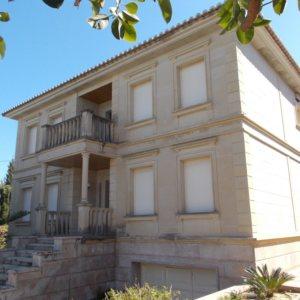 V42   Chalet de lujo de 5 habitactiones en primera línea en venta en Las Marinas, Denia