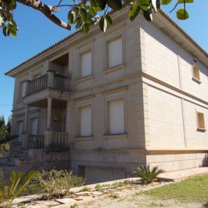 V42   Luxury villa of 5 bedrooms in first line of sea for sale in las Rotas, Denia, Alicante