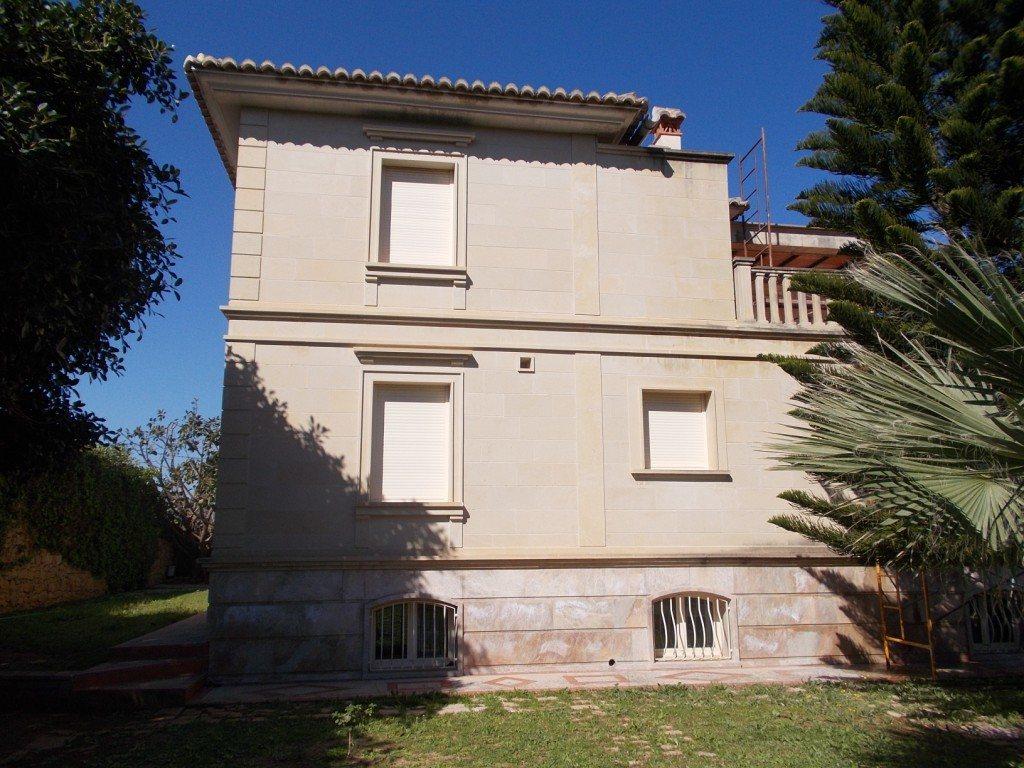 V42 Luxury villa of 5 bedrooms in first line of sea for sale in las Rotas, Denia, Alicante - Property Photo 50