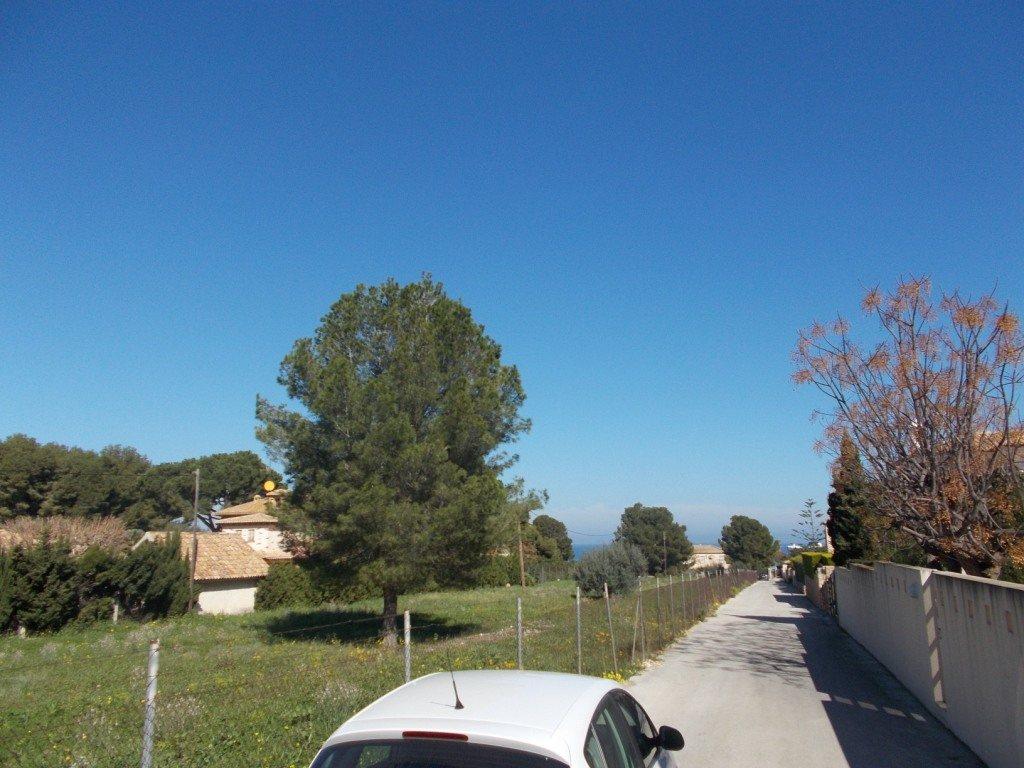 V42 Luxury villa of 5 bedrooms in first line of sea for sale in las Rotas, Denia, Alicante - Property Photo 9